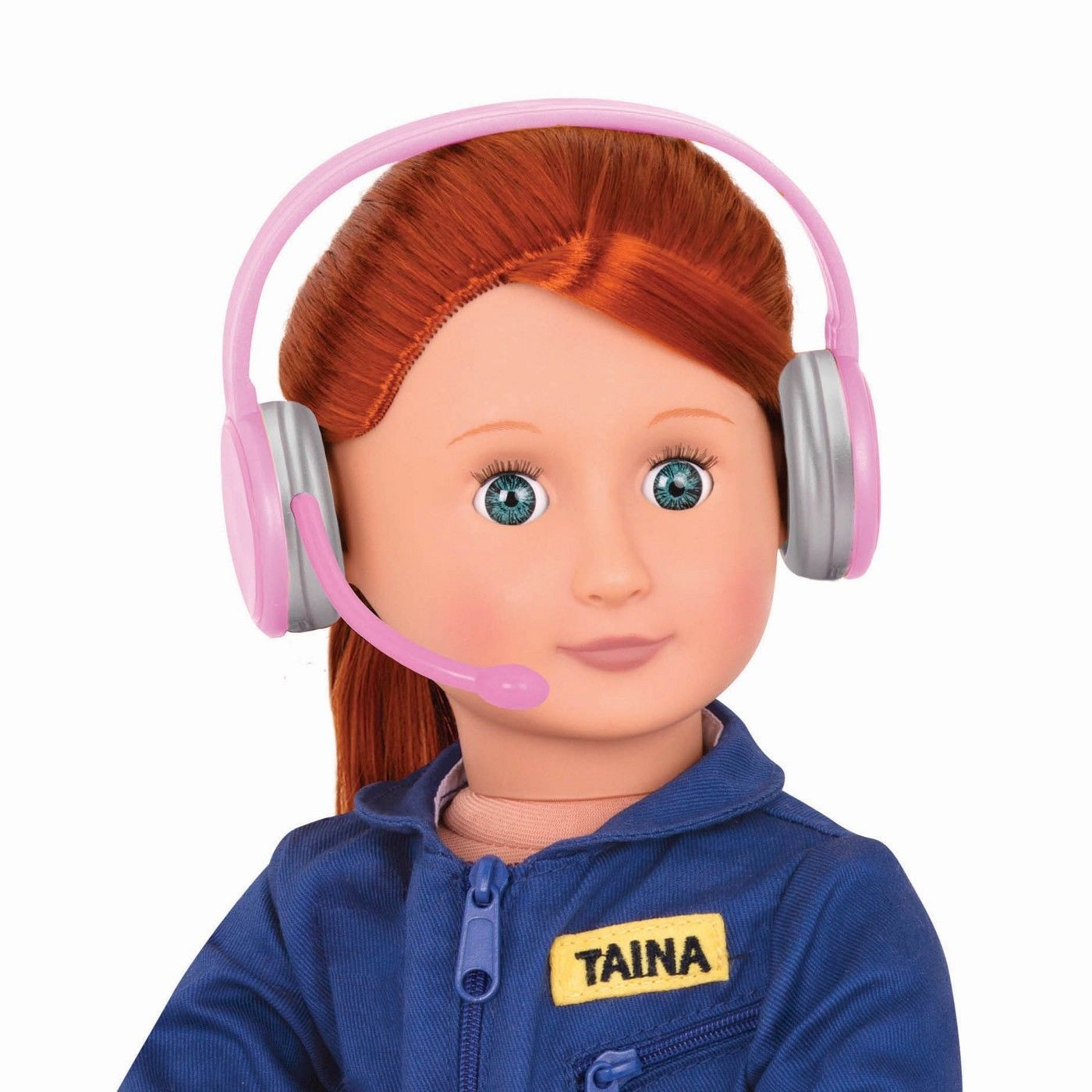 """Our Generation Taina 18/"""" Astronaut Doll OG Professional Collection New  3+"""