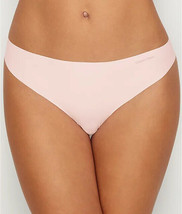 CALVIN KLEIN INVISIBLES THONG SIZE LARGE NEW D3428 689 - $8.99