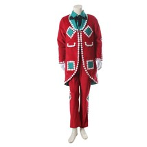 Mary Poppins Cosplay Costume Men Adult Classic Halloween Outfits Custom Made - $109.00