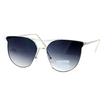 Designer Fashion Sunglasses Womens Metal Open Butterfly Frame UV 400 - $11.95