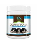 Dog Anxiety Relief Complete Calming Treats for Reducing Stress Calm Supp... - $20.00