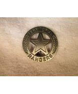 Old West Obsolete Territorial Ranger Badge - $11.64