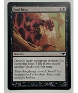 Soul Reap, Magic The Gathering MTG Card Eventide Set Light Play - $2.44