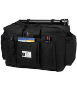 Black Extra Large Equipment Gear Bag for Police Law Enforcement  - $61.99