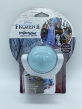 Disney Frozen II Projectables LED Night Light Plug In Elsa Anna Olaf Kristoff - $6.64