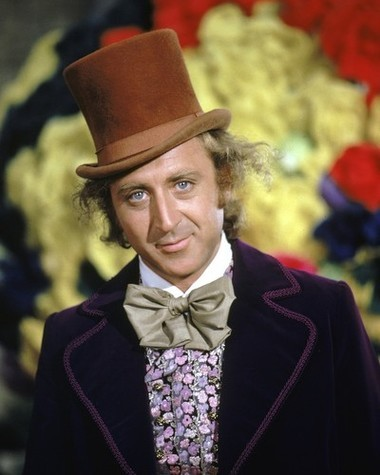 Willy wonka poster 24x36