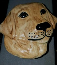 CAROL HALMY DOG TRINKET BOX EXCELLENT USED - $3.95