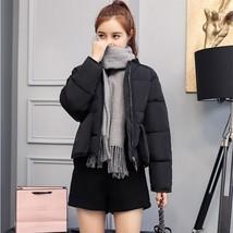 Women Winter Coat Long Jacket Warm Casual Cotton Jacket Parkas - $29.12