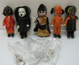 Series 16 Variant MINI Living Dead Dolls FULL SET DEBOXED MINT Mezco - $120.00