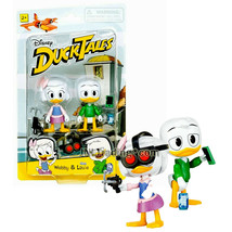 Disney DuckTales Series 2 Pack 3 Inch Tall Figure - WEBBY and LOUIE - $19.99