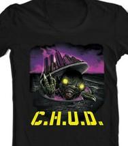 C.H.U.D. Cannibalistic Humanoid Underground Dwellers T Shirt retro horror tee image 2