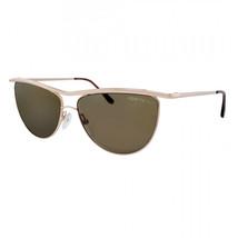 New Tom Ford Helene TF182 28J Gold Authentic Sunglasses 56/13/135 - $129.41