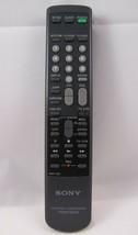 Sony RM-Y101 TV Remote KV27RS31, KV27TS, KV32TS20, KV32TS35, KV32TW75, K... - $11.89