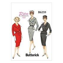 Butterick Patterns B6259A50 Misses Jacket, Skirt and Belt, A5 (6-8-10-12... - $14.70