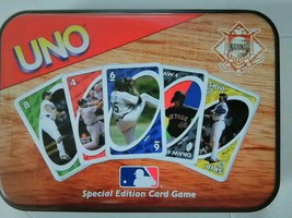 Uno Baseball Special Edition Nationals  card game - $14.99