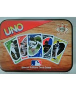 Uno Baseball Special Edition Nationals  card game - $9.99