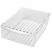 Meat Pan Drawer For Frigidaire FRT15G4JW0 LFHT1817LB6 LFHT1817LB3 FRT8S6ESKG New - $121.81