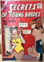 Secrets Of Young Brides #42 (1964) Charlton Comics Vg+ - $9.89