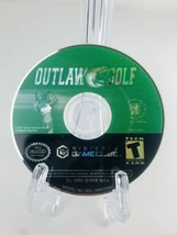 Outlaw Golf (Nintendo GameCube, 2002) Golfing Video Game Disc Only Tested! - $5.93