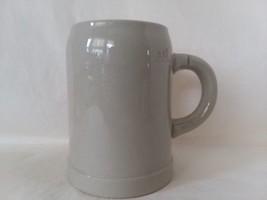 Unmarked Unbranded Stoneware Beer Stein 1/2 Liter - $24.49