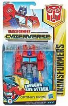 "Cyberverse Transformers Warrior Class Optimus Prime 5"" Action Figure - $19.74"