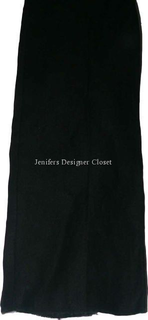NWT R.E.D. VALENTINO pleated pants slacks black belted 40 skinny $520 designer