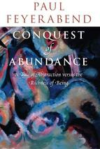 Conquest of Abundance: A Tale of Abstraction versus the Richness of Being [Paper image 1