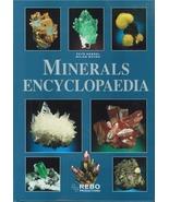 Minerals Encyclopaedia ~ Rock Hounding - $12.95