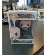 Game of Thrones - Davos Seaworth Funko Pop! Television Toy # 62 - $9.90