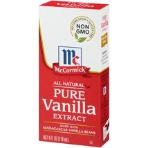 McCormick All Natural Pure Vanilla Extract, 4 fl oz - $15.52
