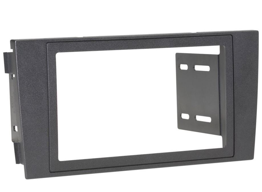 BRAND NEW SCOSCHE 2000-UP AUDI A6 DOUBLE DIN W/POCKET INSTALL DASK KIT