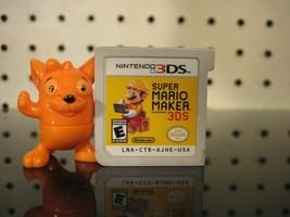 Super Mario Maker 3DS Nintendo 3DS 2016 Game - $17.33