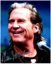 JEFF BRIDGES  Authentic Original  SIGNED AUTOGRAPHED PHOTO W/COA 47096 - $55.00
