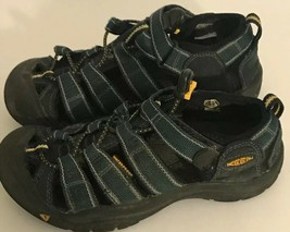 Keen Navy Blue Waterproof Strap Sandals Youth Children Size 3 - $10.69