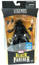 Marvel Legends Walmart Exclusive Black Panther Collectible Action Figure - $37.99