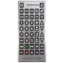 Emerson Jumbo Pre-Owned Jumbo Universal Remote Control - $15.99
