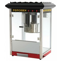 Alpha 025PMR12 Commercial Luxury Pop Corn Machine - $398.97