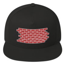brick by brickhat / brick by brickFlat Bill Cap image 1