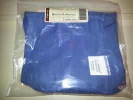 Longaberger 2004 Halloween Basket Large Cornflower Blue Fabric OE Liner Only New - $12.81