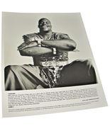 1996 KAZAAM 8x10 Movie Press Photo Shaquille O'Neal Genie - $14.95