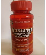 Holland & Barrett Radiance Multi Vitamins & Minerals One a Day 120 Tablets - $13.71