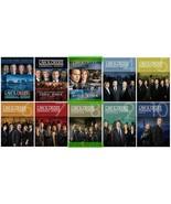 Law And Order Criminal Intent Complete Series Seasons 1-10 DVD Set - Bra... - $87.00