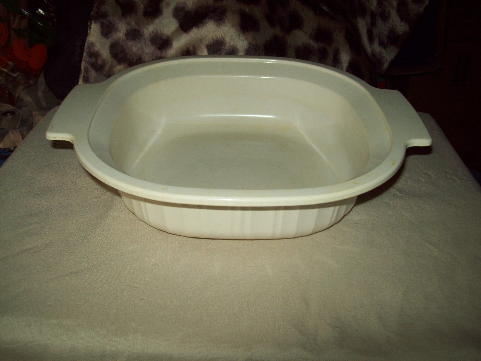 RUBBERMAID MICROWAVE MICROWARE COOKWARE BOWL 1 Quart W/ LID AND LARGE BOWL 3 PCS