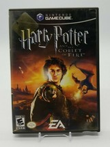 Harry Potter and the Goblet of Fire (Nintendo GameCube, 2005) Complete i... - $18.69