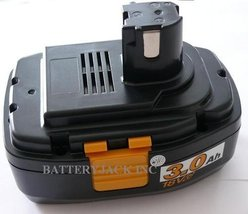 Titan Brand replacement Ni-MH 18V 3000mAh Battery for Panasonic Power Tools - $78.33