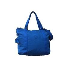 NEW KIPLING WOMEN'S ADARA MEDIUM TOTE SHOULDER BAG FRENCH BLUE - $84.10