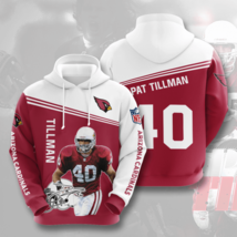 NFL-Arizona-Cardinals Tilman 3D Hoodie Unisex Size S-5XL , Gifts For Fans, Gift - $33.82+