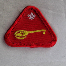 Barbados Boys Scouts  Badge Cloth Patch Embroidered - $4.74