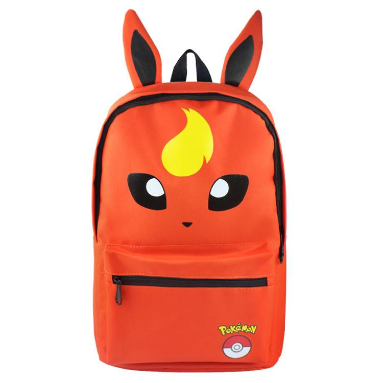 9e33718f411e Pokemon Game Theme Backpack Schoolbag and 14 similar items. Pokemon  backpack schoolbag daypack red flareon