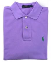 Ralph Lauren Hommes Violet Polo Coupe Classique Taille S - $79.58